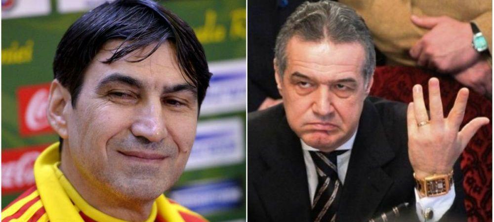"""Piturca il desfiinteaza pe Becali! Fostul selectioner a rupt prietenia cu patronul FCSB: """"E anti-fotbal! Paralel! Uitati-va ce le-a facut copiilor alora"""""""