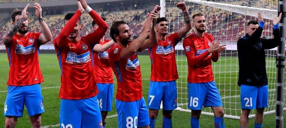 FCSB a fost DEPASITA! AICI sunt cotele pentru titlu in Liga 1! Cat iti aduce un pariu NEBUN pe Sepsi campioana