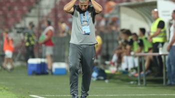 Rasturnare de situatie la CFR Cluj?! Revenirea lui Dan Petrescu, in pericol! Un fost antrenor de la FCSB poate veni in play-off