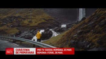 NU E GLUMA! Insulele Feroe vor fi inchise trei zile pentru curatenie! Feroe e adversara Romaniei in preliminariile pentru Euro 2020