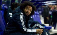 Faza incredibila surprinsa la golul 2 al Barcelonei! Marcelo nu si-a mai putut stapani nervii: reactia brazilianului lasat pe banca | FOTO
