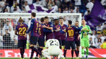 """O Barca fara mila!"" Spaniolii, CUVINTE MARI dupa un meci de gala al catalanilor: ""Vinicius joaca, Suarez ucide"""