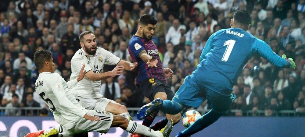 REAL - BARCA 0-3 | Imagine HORROR postata de Varane dupa autogolul din Cupa! Cum putea sa arate genunchiul lui dupa meci