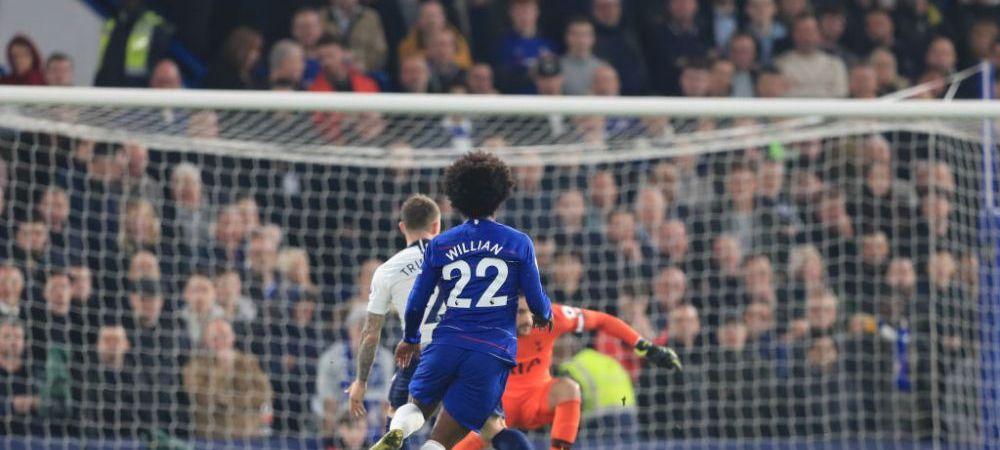 """El este """"Banel"""" din Premier League! Surpriza Angliei de la Mondial i-a ingropat sansele la titlu lui Tottenham! Faza de cascadorii rasului in derby-ul cu Chelsea"""