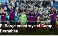 """""""Barca a construit un nou stadion: Camp Bernabeu!"""" Cel mai tare deceniu din ISTORIE pentru Barcelona in El Clasico! Totul a inceput de la MACELUL lui Guardiola"""