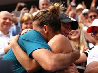 """Darren Cahill, mesaj EMOTIONANT pentru Simona Halep! """"Multumesc, Simo"""" Ce a scris antrenorul australian"""