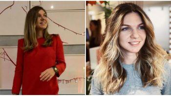 """Simona Halep, schimbare de LOOK: """"Mi-ai taiat respiratia!"""" Cum i-a surprins pe fani. FOTO"""