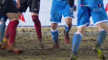 Csikszereda 0-3 Craiova | Dezlantuiti in mocirla si intuneric! Dimitrov, Barbut si Koljoc duc CSU Craiova in semifinalele Cupei