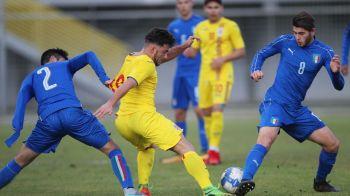 """Un fotbalist care a jucat pentru nationala U18 a Romaniei a ales sa continue pentru cea a Ungariei! """"E un jucator foarte bun, asta a fost optiunea lui!"""""""