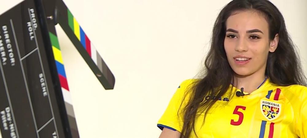"Teodora Meluta il invita pe Gigi Becali la meciurile nationalei feminine: ""Uneori jucam mai spectaculos decat baietii"""