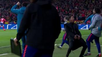 Diego Simeone i-a inspirat! Gestul antrenorul de la Atletico Madrid, pregatit de jucatorii lui Napoli inaintea derby-ului cu Juventus! VIDEO