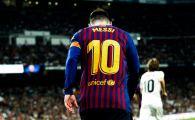 REAL MADRID - BARCELONA, SAMBATA | Decizie fara precedent luata de Barca inainte de El Clasico! Ce tricou va purta Messi