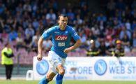 Ancelotti ii pregateste surpriza lui Chiriches! Anuntul italienilor inainte de Napoli - Juventus. Romanul a revenit dupa accidentare