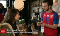 Surpriza a voleibalistilor de la Steaua de Martisor! Nu le-au uitat nici pe fetele de la Dinamo