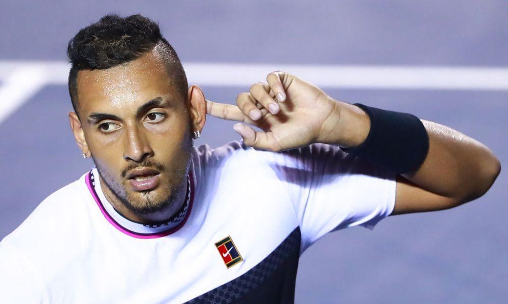 SCANDAL in lumea tenisului! Kyrgios, ATAC INCREDIBIL la adresa lui Rafael Nadal: