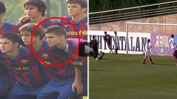 FOTO | Il recunosti? A fost vedeta Barcelonei la juniori, acum poate ajunge la Real! Pretul e incredibil de mic: transferul care poate opri un SCANDAL MONSTRU