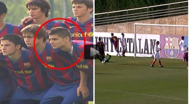 FOTO   Il recunosti? A fost vedeta Barcelonei la juniori, acum poate ajunge la Real! Pretul e incredibil de mic: transferul care poate opri un SCANDAL MONSTRU