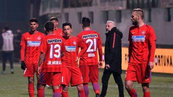 VOLUNTARI - FCSB | Statistica ii sperie pe elevii lui Mihai Teja! Cifrele care nu le dau prima sansa la victorie in ultimul meci din sezonul regulat