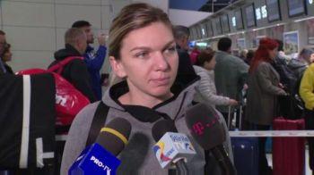 """A ales Simona Halep un nou antrenor? """"Nu este nimic concret!"""" Dezvaluirea de ultima ora a romancei"""