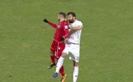 Detalii de ULTIMA ORA despre starea lui Montini! Golgheterul lui Dinamo a transmis un mesaj fanilor