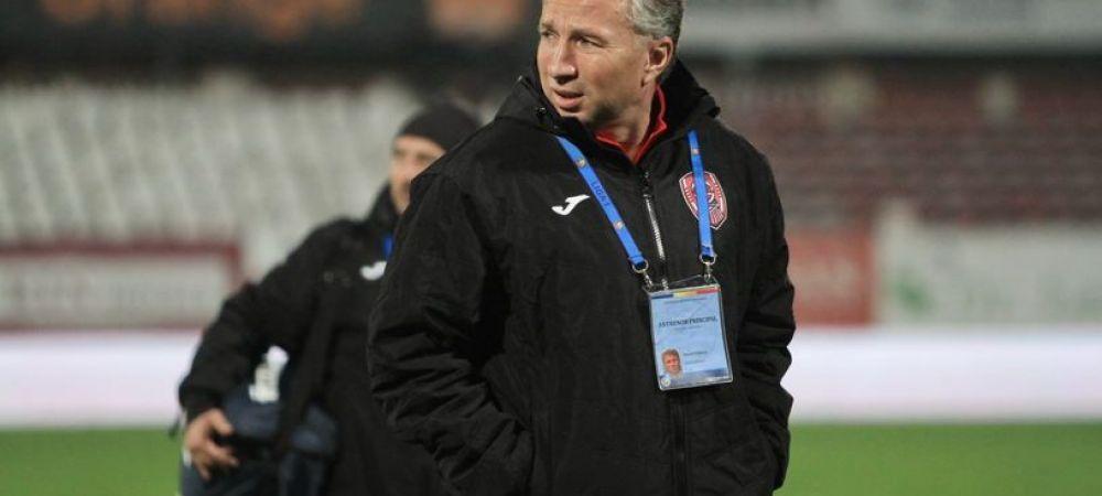 Surpriza URIASA la CFR Cluj dupa ce a PICAT revenirea lui Dan Petrescu! Doi fosti antrenori de la FCSB pe lista finala
