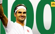 URIASUL Federer, 100 de turnee castigate in cariera! Moment de senzatie dupa finala de la Dubai