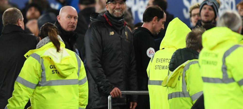 Moment incredibil dupa Everton - Liverpool! Klopp, scos din sarite de un copil de mingi! Ce a facut cand l-a vazut ca aplauda egalul