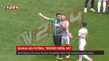 Moment SOCANT in Turcia! Un jucator a fost taiat cu lama si strans de gat de un adversar! Ce a patit antrenorul!