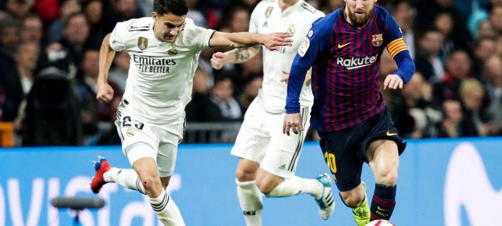 """Fundasul Realului, mesaj incredibil pentru Suarez: """"Nu ma atinge, esti foarte urat!"""" Messi, luat si el in vizor: ce a putut sa-i zica!"""