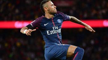 """Neymar nu exclude un transfer pe Santiago Bernabeu! """"Orice jucator ar vrea sa joace la Real Madrid"""" Ce se intampla cu brazilianul"""