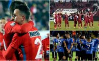 PROGRAM ETAPA 1 PLAY OFF si PLAY OUT | Dinamo deschide seria, CFR-Sepsi e primul meci din Play Off! Cand se joaca FCSB-Viitorul