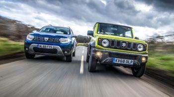 Dacia Duster, comparata de Top Gear cu cel mai mare RIVAL! Cum a impresionat SUV-ul din Romania