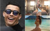 TOP 40 femei faimoase urmarite de Ronaldo: de la Sharapova la Lexy Panterra! Cristiano e superselectiv: urmareste doar 72 de femei pe Instagram ;)