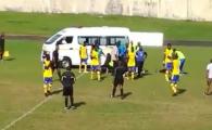Un nou caz Ekeng in fotbal: un jucator a cazut pe teren in timpul meciului si nu a mai putut fi salvat