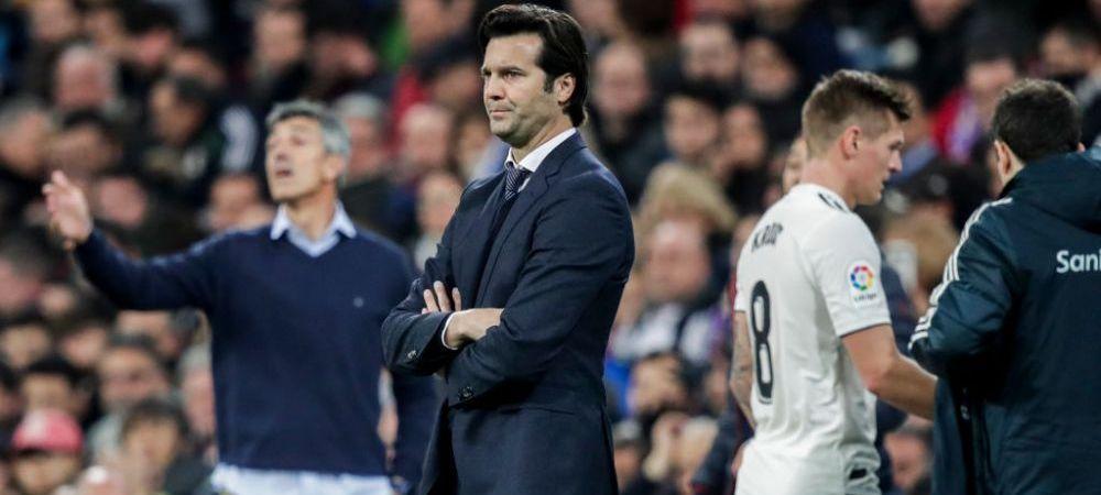 """Reactia lui Solari cand a fost intrebat despre venirea lui Mourinho la Real: """"Clubul a avut mereu mai multi admiratori decat Julia Roberts!"""" :))"""
