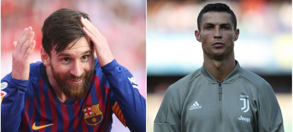 """TOP 50 cei mai buni DRIBBLERI din Europa: Messi e no.1, cu o """"schema"""" la fiecare 19.2 minute; Ronaldo nu are loc in clasament!"""