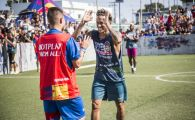 Neymar cauta vedete in Romania! S-a dat startul la inscrieri pentru cel mai tare turneu 5 contra 5