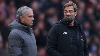 """Surpriza uriasa! Jose Mourinho ii da sfaturi lui Jurgen Klopp cum sa castige titlul: """"Trebuie sa fie onest!"""""""