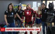 CSM a gasit cu cine sa o inlocuieasca pe Cristina Neagu! Femeia Fantastica, Batman si Iron Man sunt gata sa intre pe teren