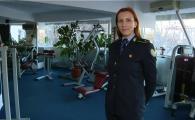 """Politista din Romania, campioana la 3 discipline diferite: """"Trebuie sa ai conditie fizica foarte buna in aceasta meserie"""""""
