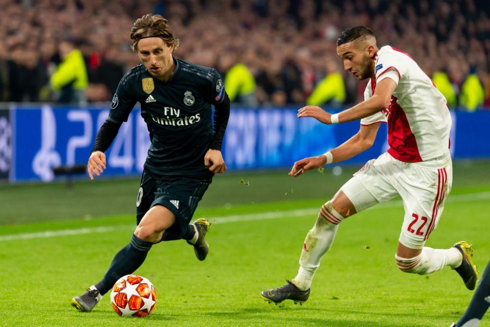 REAL MADRID 1-4 AJAX | DEZASTRU! UMILINTA! MASACRU! Real, DISTRUSA pe Bernabeu de Ajax! Calificare ISTORICA in sferturile Champions League! AICI sunt fazele