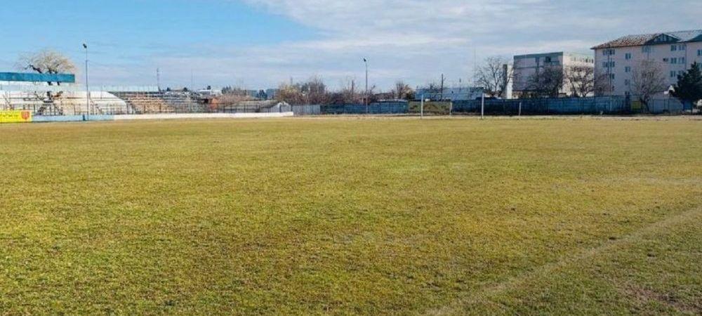 Inca un stadion ULTRA MODERN in Romania: va costa 8 milioane de euro! Echipa joaca in LIGA A TREIA