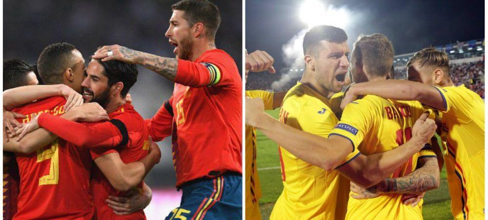 Federatia Spaniola a ales stadionul pe care se va juca meciul cu Romania! Unde vor evolua elevii lui Cosmin Contra! Arena este impresionanta