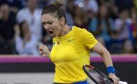 Simona Halep, TOTUL pentru Romania! Declaratia superba de la Indian Wells. Ce mesaj a transmis