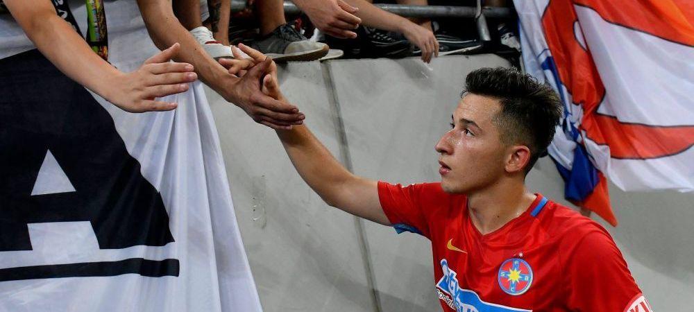 Adio Morutan, Messi Matei si Stoian! Anunt de ultima ora la FCSB: schimbare URIASA anuntata de Becali