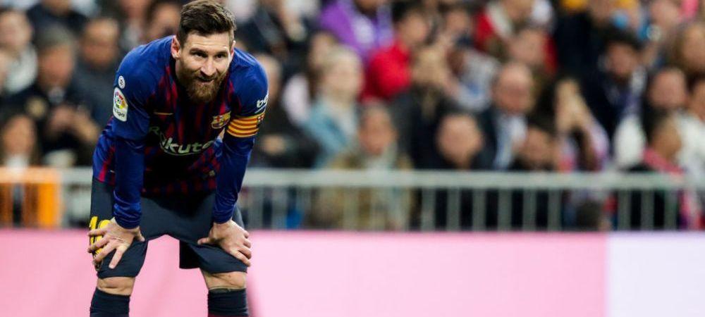 FOTO | Imaginea serii in Europa! Ce facea Messi in timp de Real era eliminata RUSINOS din Champions League