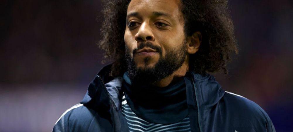 Mesajul cu subinteles postat de iubita lui Marcelo chiar de pe Bernabeu, dupa umilinta Realului in fata lui Ajax! Brazilianul isi traieste ultimele luni la Madrid!