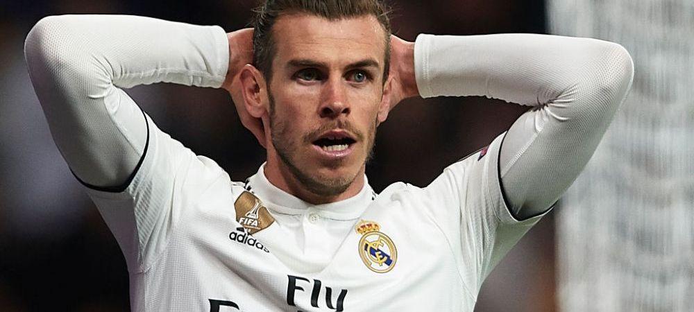 """Englezii anunta socul lui 2019 dupa eliminarea Realului! Unde poate pleca Bale de la Madrid, daca Perez reduce din pret: """"Sunt singurele variante plauzibile"""""""