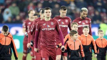 """Care este situatia banilor de la CFR Cluj! """"Au fost restante"""" Marius Bilasco, despre sansele la titlu si situatia lui Dan Petrescu!"""