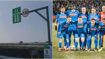 """Echipa din Liga I care isi intrerupe activitatea pe 15 martie, in semn de protest: """"Si noi vrem autostrada in Moldova!"""" Alti fotbalisti se alatura demersului"""